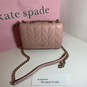Kate Spade Mini Emelyn Briar Lane Quilted